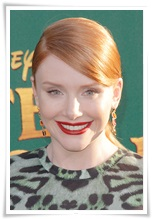picturelux celebrity stock photos Bryce Dallas Howard