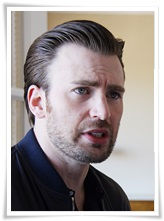 picturelux celebrity stock photos Chris Evans Gifted