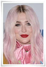 picturelux celebrity stock photos Kesha jb